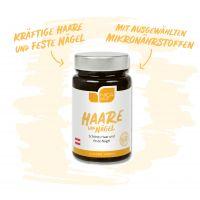 Haare und Nägel - Für kräftige Haare und feste Nägel mit ausgewählten Mikronährstoffen - Jetzt in der Dose erhältlich!