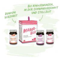 Mama-Box - Rundum versorgt, bei Kinderwunsch, in Schwangerschaft und Stillzeit