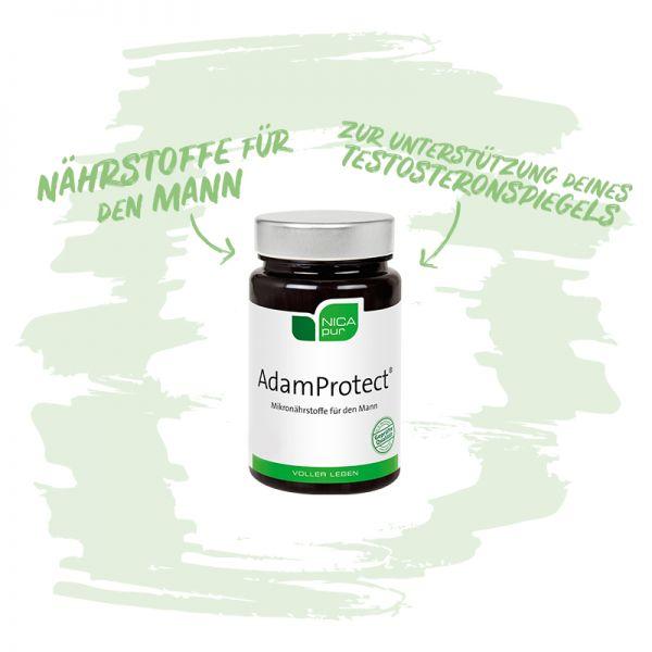 AdamProtect® -  Nährstoffe speziell für den Mann