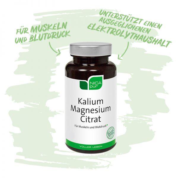 Kalium Magnesium Citrat- für Muskeln und Blutdruck