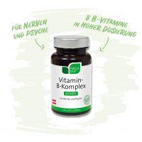 Vitamin-B-Komplex aktiviert- Für deine Nerven und Psyche mit 8 B-Vitaminen in hoher Dosierung
